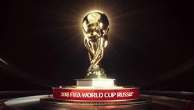 FIFA Fußball Weltmeisterschaft 2018 für SVT